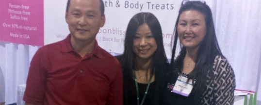 The Conkle Firm Attends IECSC and IBS Beauty Industry Shows in Las Vegas