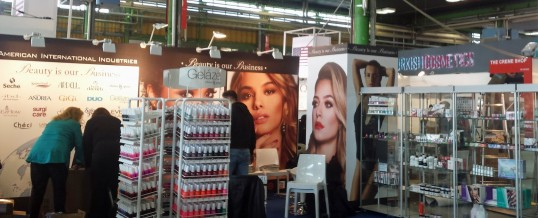 Getting Ready for Cosmoprof Bologna