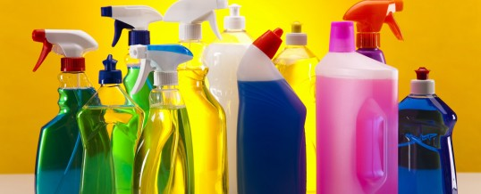 California's Cleaning Product Right to Know Act Requires Ingredient Disclosure