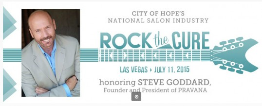 The Conkle Firm Honors Industry Rock Star Steve Goddard at City of Hope Spirit of Life Award Gala