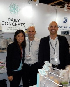 with Simon Smeke and Emilio Smeke of Daily Concepts