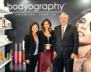 with Lori Leib of Bodygraphy Professional Cosmetics