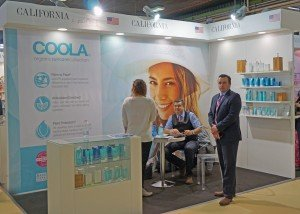 David Lester at Cosmoprof Bologna 2016