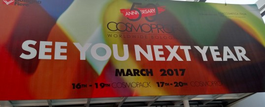 California Pavilion Exhibitors Achieve Goals at Cosmoprof Bologna