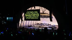 Star Wars at Hollywood Bowl 2018