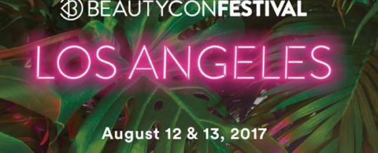 The Conkle Firm and Social Media Influencers at Beautycon LA 2017