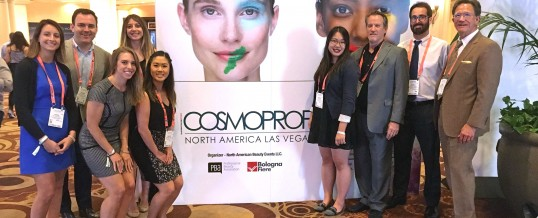 Cosmoprof North America Features Challenging CBD, Natural and Organic Product Lines