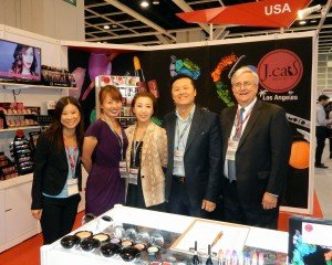 with J.Cat Beauty Team