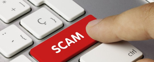 Beware of Scam Trademark Solicitations